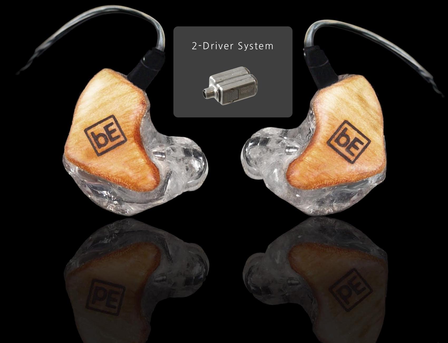 Custom In Ear Monitors 2 Driver